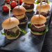 Spicy Chipotle Slider Burgers