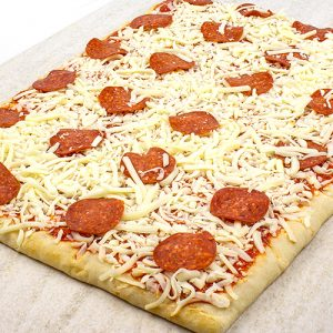 Ready-To-Bake Pizza